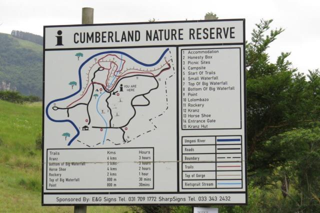 Cumberland Nature Reserve