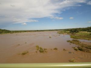 Olifants River in full flow