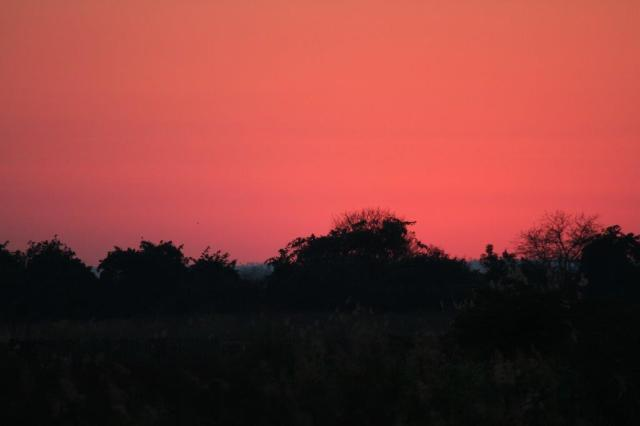 Farewell Mozambique