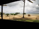 View from our verandah