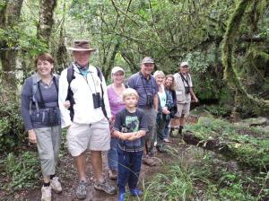 Hares group on Forest walk at Drak Sun