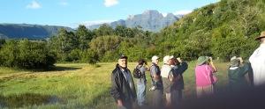 Walking around Dragon Peaks - Ismail
