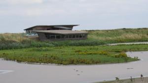 Titchwell Marsh Hides