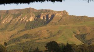 Backdrop of the Little Berg