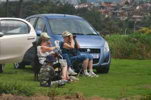 Car Birding - Hennie and Decklan Jordaan