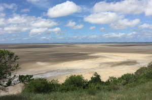 False Bay looks like this.