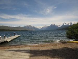 Glacier NP - Glacier Lake