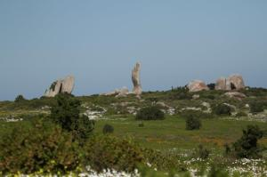 Postberg Rock Formation