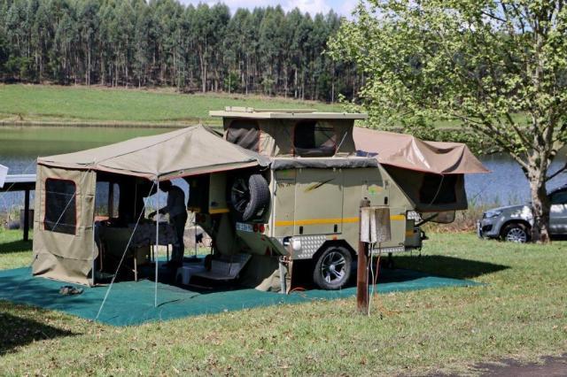 Paul and Sally's setup