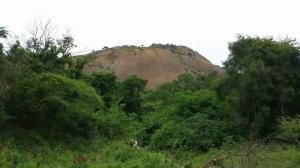 Isithumba mountain