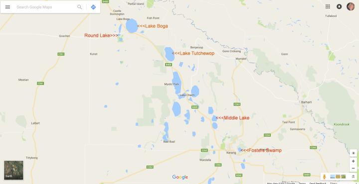 Kerang Lakes